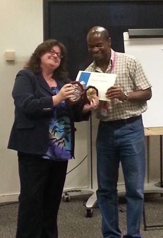 MLP London Bridge Speakers Humorous winner 2014