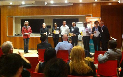 Area 59 Speech Participation Awards Ceremony Oct 2014