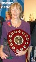 Elizabeth Toohig Table Topics Champion