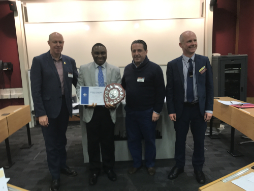 Div C Intl Speech winner 2017