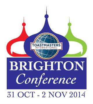D91 UK South Autumn Brighton Conference Logo