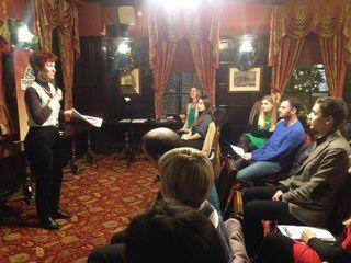 Holborn Speakers new member workshop 1b