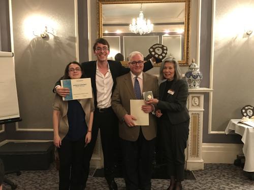 Area 6 evaluation winner March 2017