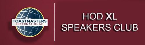 HOD XL SPEAKERS