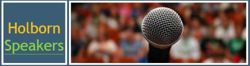 Holborn Speakers