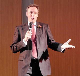 David jones impromptu speaking