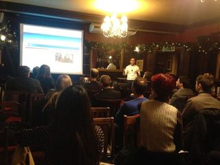 Holborn Speakers new member workshop 1c
