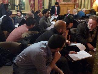 104 London Debaters workshop2 Jan 2015