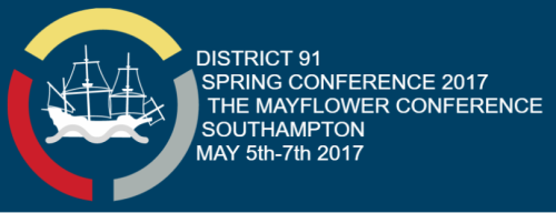 D91 Spring Confernce Southampton