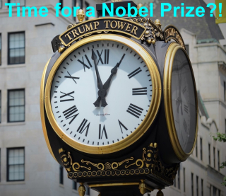 Time for a Nobel Prize