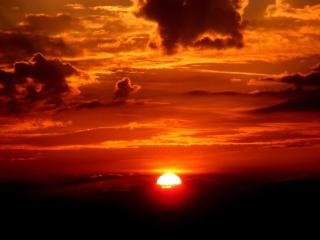 Cloud-cloudy-dusk-48207