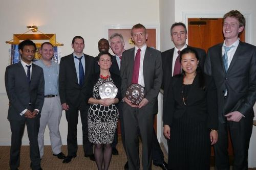 Area 6 Contestants and Winners March 2012